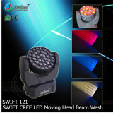 SWIFT 36pcs CREE LEDs Moving Head Beam Wash Light(SWIFT 121)