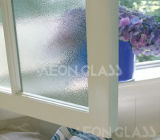 3mm-8mm Clear / Colored / Tinted Rolled Glass