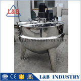 Stainless Steel Steam Jacket Cooking Pot