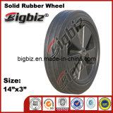 Polyurethane Agricultural Solid Rubber Wheel for Wheelbarrow
