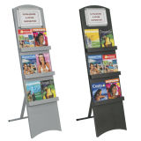 Display Stand wth Message Panel