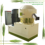 Energy Biomass Ring Die Wood Sawdust Pellet Machine Ty550