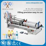 Pneumatic Type Liquid Filling Machine Water Filling Machine
