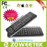 Zoweetek-2.4G Wireless Air Fly Mouse/Universal Remote Control for TV Box Android