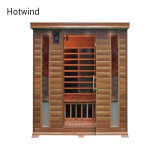 Home Indoor Infrared Sauna Room for 4 Person