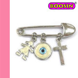 Fashion Jewelry Wholesale Evil Eyes Pin Brooch #5905