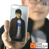 DIY Self Photo as Mobile Phone Skin