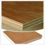 13-Ply Melamine Faced Commercial Plywood