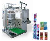 Juice Packing Machine (DXD-Y900D Multi-Lane 4 Side Seals)