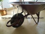 Malaysia Market Solid Wheel Wheelbarrow (WB6411)