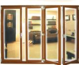 Thermal Break Aluminum Folding Door (JN60)