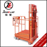 Three Masts Semi Electric High-Altitude Reclaimer/One Man Lift
