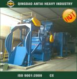 Rubber Belt Conveyor ,Tumble Shot Blasting Machine