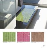 PVC Foam Floor Mat for Hotel Home Use, Bathroom Floor Mat