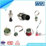 China Low Cost Temperatured Compensated Stainless Steel Pressure Sensor for Medical Usage