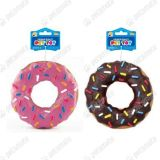 Vinyl Donut Dog Toy (SIC20886)