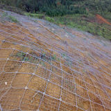Wire Netting Rockfall Protection Systems