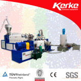 Double Stage Extruder for Dirty Flakes Recycling