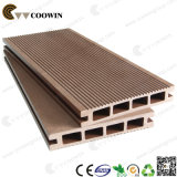 Hollow and Grooved Composite Decking Flooring WPC Decking (TS-01)