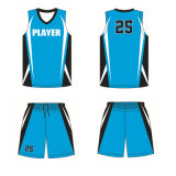 New Design Volleyball Jersey with Custom Player Name and Number