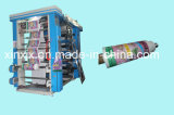 Ceramic Anilox Roller Chamber Dr Blade Flexographic Printing Machine 8 Color
