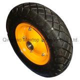 China Air pneumatic Wheel Barrow Rubber Wheel