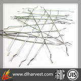 Hooked End Steel Fiber with Upto 1500MPa