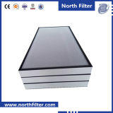 Anodized Extruded Aluminum Cleanroom Panel Air Filter