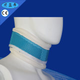 Medical Blue Breathable Comfortable Cervical Neck Support