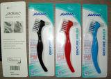 Plastic Denture Sharp Side Teeth Brushes