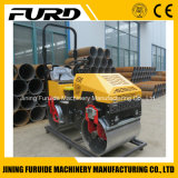 Factory of 1ton Compaction Roller Vibratory Smooth Wheel Roller (FYL-880)