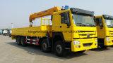 Sinotruk Brand 35tons Truck with Crane