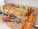 Solid Wooden Bed Room Bunk Beds Children Bunk Bed (M-X2207)
