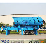 Hot Selling and Low Cost Mobile Screening Plant