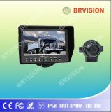 "7"" Digital Car Security Rearview System /Front CCD Camera"