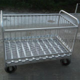 Stainless Steel Tote Cart for Piglet Used