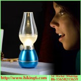 Blow on/off LED Vintage Kerosene Lamp, LED Lamp