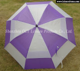 Windproof Fiberglass Golf Umbrella (OCT-G12DFPZ)
