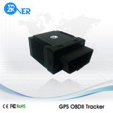 Work with Unique Tracking APP Hidden GPS Tracker OBD2 with Vehicle Maintenance Notification