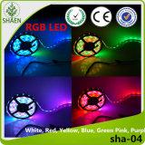 Dhgate Papular Waterproof RGB LED Strip Light Flexible LED Strip