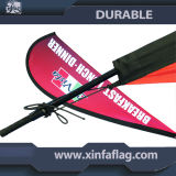 Custom Supplier for Feather Teardrop/Flying/Beach Flag