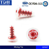 Dental Disposable Plastic Dynamic Mixing Tips (TDH-HP07)
