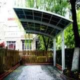 High Quality Aluminum and Polycarbonate Carport