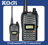 Kq-889 VHF 136-174MHz or UHF 400-520MHz Handheld Walkie Talkie