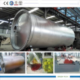 Tire to Diesel to Diesel Oil Pyrolysis and Distillation Plant