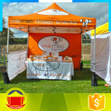 Full Printing Pop up Canopy with Halfwall