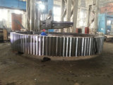 Ring Gear Used for Rotary Kiln and Ball Mill