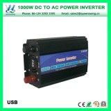 1000W DC12V AC220V Car Inverter Power Converter (QW-M1000)