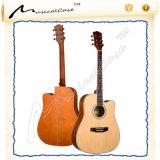 Custom 41 Inch Sprucewood Left Handed Guitar for Beginner