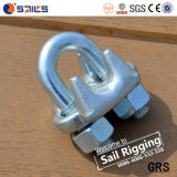 Fasteners Us Type Galvanized Drop Forged Wire Rope Clamps
